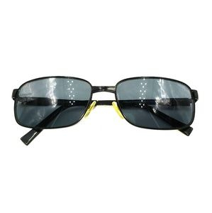 Kirkland Signature Matte Black Metal Sunglasses